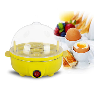 Multi-Functional Automatic Electric Egg Steamer