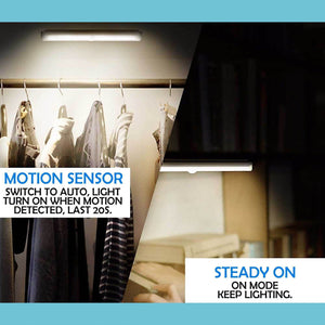 LED Motion Sensor Lights With Hooks