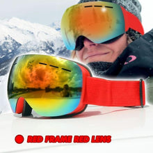 Load image into Gallery viewer, Six Colors-Ski Snowboard Goggles