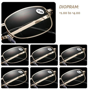 Progressive Bifocal Folding Reading Glasses