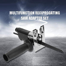 Load image into Gallery viewer, Multifunction Reciprocating Saw Adapter Set