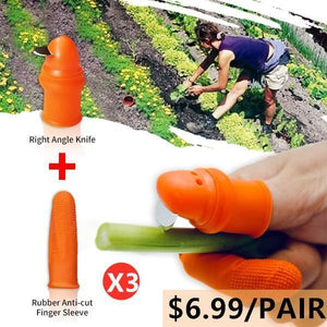 ¡¾Today Only $6.99/Pair !!¡¿ Plucking Thumb Knife