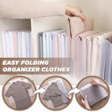 Load image into Gallery viewer, Easy Folding Clothes Organiser