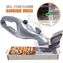 Load image into Gallery viewer, Grill Steam Cleaning Barbeque Brush