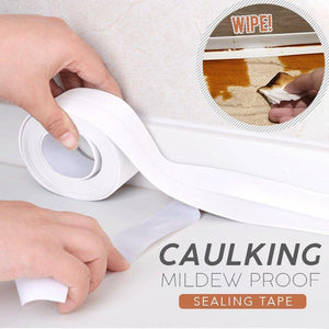 Caulking Mildew-Proof Self-Adhesive Sealing Tape