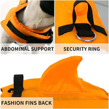 Load image into Gallery viewer, Dog Swimwear Pets Safety Swimming Suit