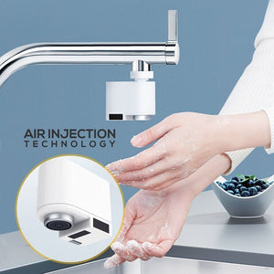 Automatic Water-saving Smart Faucet