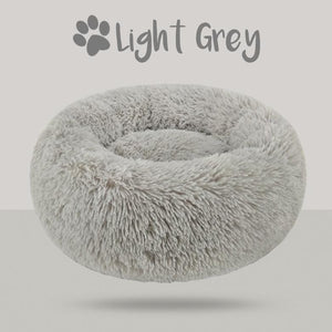 Fluffy Anti-Anxiety Calming Pet Bed