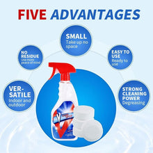 Load image into Gallery viewer, Multifunctional Effervescent Spray Cleaner(1 Set)