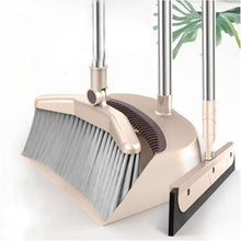 Load image into Gallery viewer, Latest Broom Dustpan Set