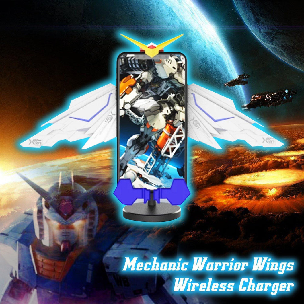 Mechanic Warrior Wings Wireless Charger