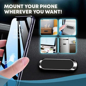 Mount-free Magnetic Phone Holder