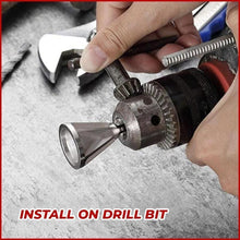 Load image into Gallery viewer, Deburring Drill Bit Stainless Steel