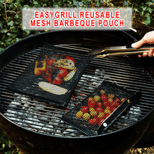 Load image into Gallery viewer, EasyGrill Reusable Mesh Barbecue Pouch