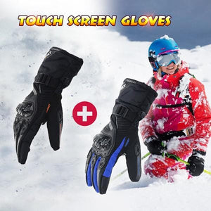 Touch Screen Winter Warm  Gloves,Waterproof Windproof