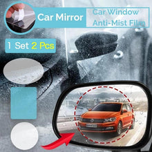 Load image into Gallery viewer, Car Window Anti-Mist Film