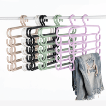 Load image into Gallery viewer, Multi-Purpose Five-Layers Magic Pants Rack