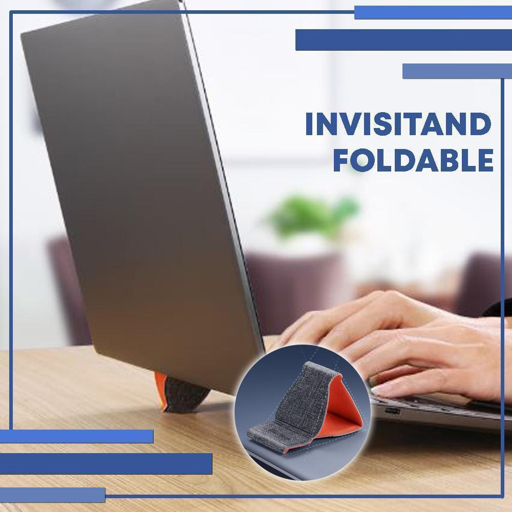 InvisiStand Foldable Pocket Laptop Stand
