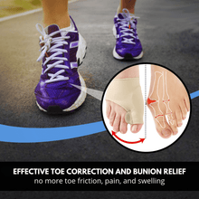 Load image into Gallery viewer, Natural Walk - Bunion Corrector (2 pcs set)