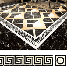 Load image into Gallery viewer, Water Resistant Marble Styled Tiles Sticker
