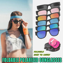 Load image into Gallery viewer, Foldable Polarized Sunglasses