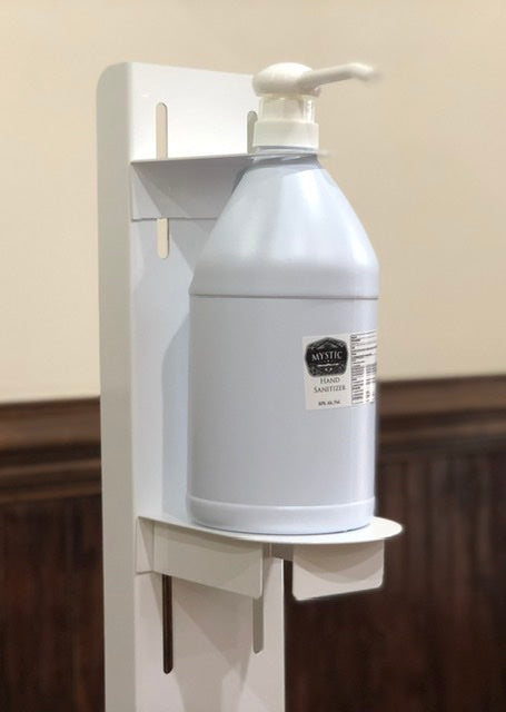 Distillery producing sanitizer? Let's talk.