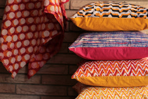 Fall throw pillow styles for outdoor social distancing