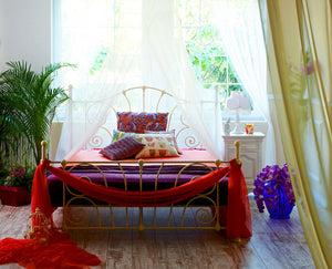 How To Zig When Your Bohemian Bedroom Décor Zags