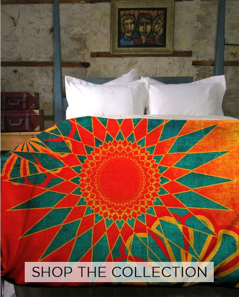 Boho-Chic Duvet Covers