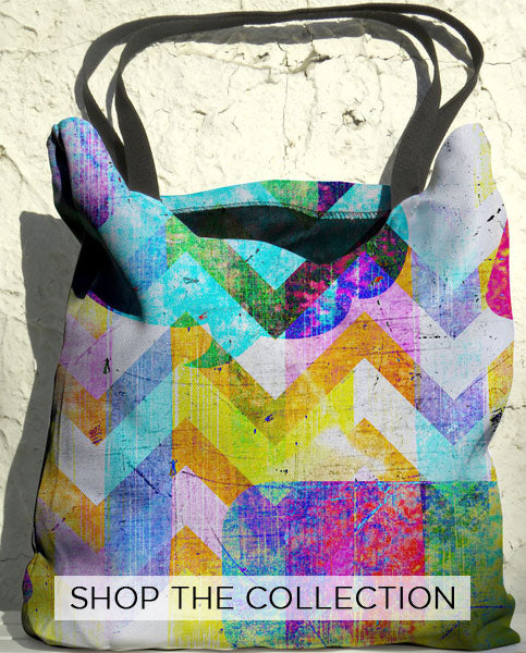 Haute Style Tote Bags