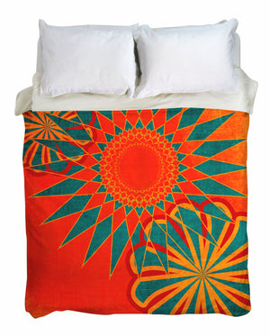 West Indies Duvet Cover
