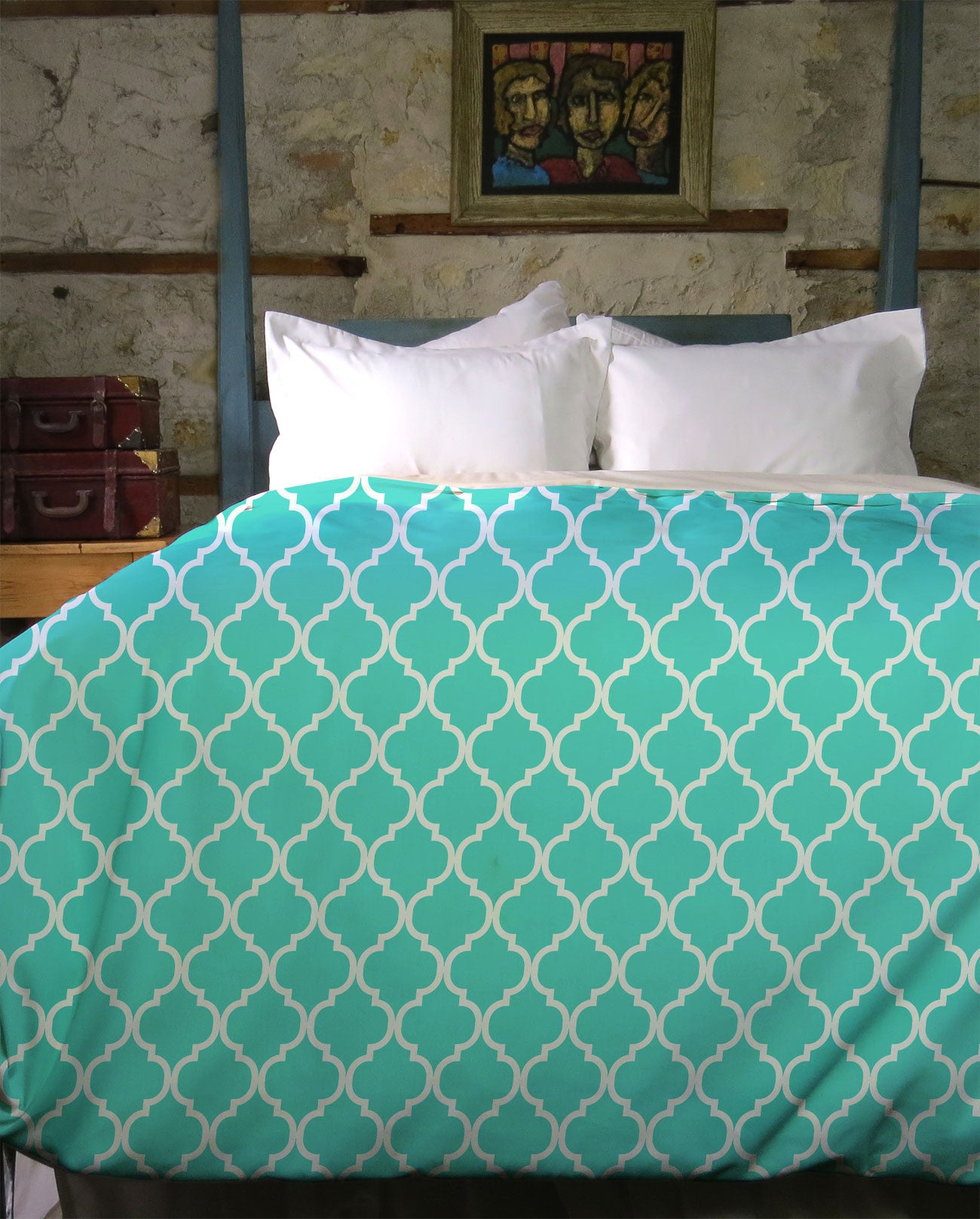 shipping today moroccan nights free bath bedding covers product quilt duvet skye set azalea overstock