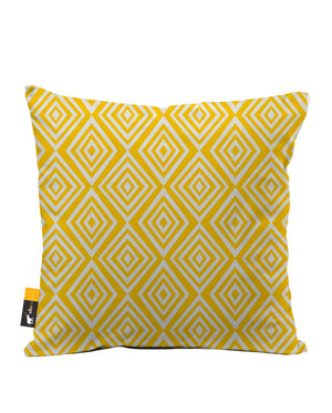 Allotrope Faux Suede Throw Pillow