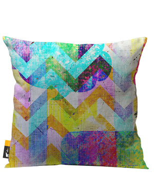 Avant Garde Outdoor Throw Pillow