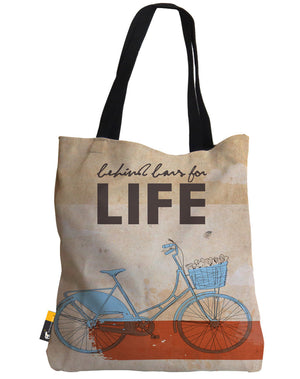 Behind Bars For Life Tote