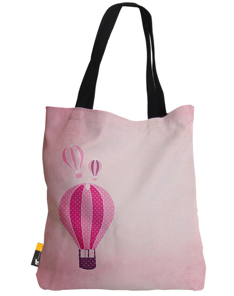 Bubble Gum Balloon Tote