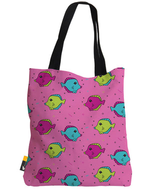 The Fish Tank Pink Tote