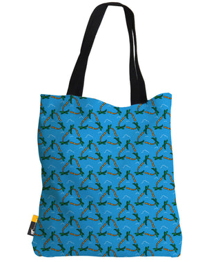 Turf And Surf Tote