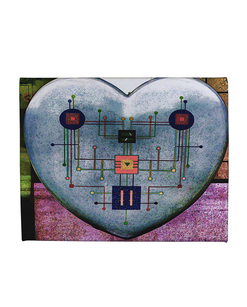 The Heart Of Atlas Gallery Art Canvas
