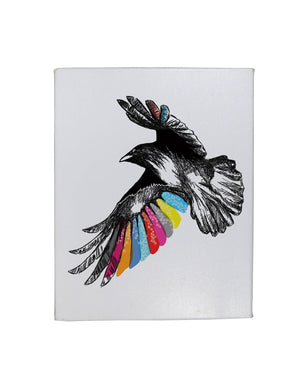 The Crow's Wing Gallery Art Canvas