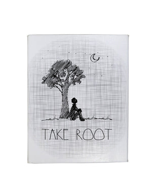 Take Root Gallery Art Canvas