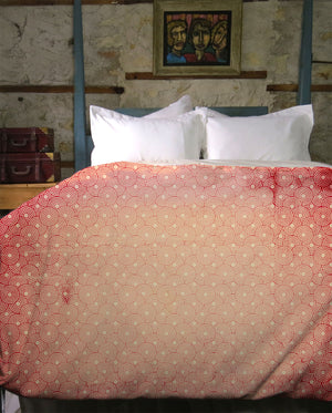 Deco Bubble Gum Duvet Cover