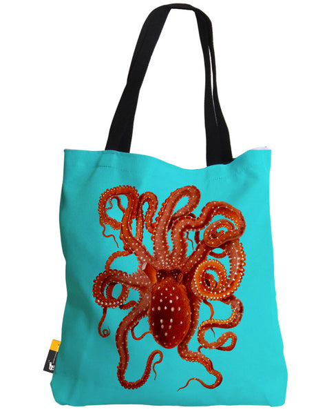 Killer Octopus Tote