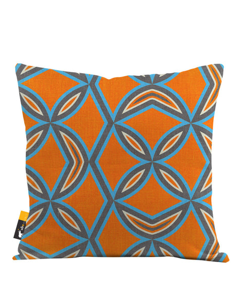 Planet Norfair Throw Pillow