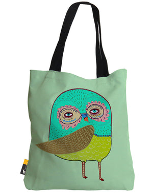 Little Owl Tote