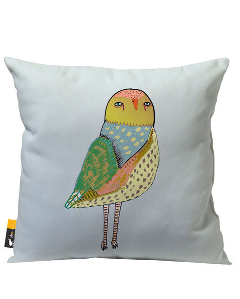 Gorgeous George Outdoor Throw Pillow
