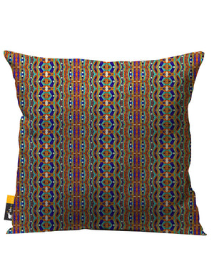 Boho Cameroon Outdoor Throw Pillow