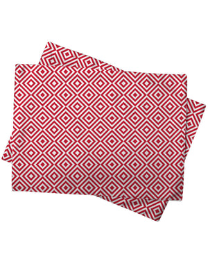 Retro Ruby Placemat