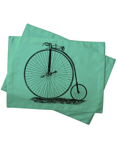 Penny Farthing Placemat