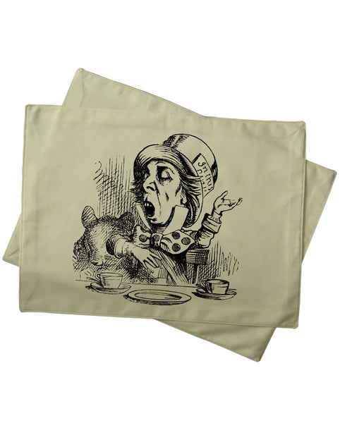 Mad Hatter Placemat